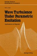 Wave Turbulence Under Parametric Excitation