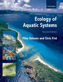 Ecology of Aquatic Systems Book
