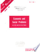 Current Review of Economic and Social Problems in the United Nations