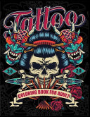 Tattoo Coloring Book for Adult