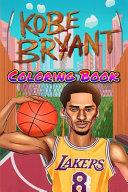 Kobe Bryant Coloring Book