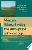 Advances in Molecular Breeding Toward Drought and Salt Tolerant Crops Book