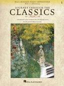 Journey Through the Classics  Book 1 Elementary  Music Instruction