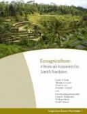 Ecoagriculture