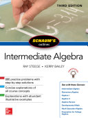 Schaum s Outline of Intermediate Algebra  Third Edition