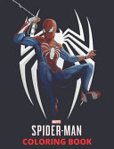 Marvel Spiderman Coloring Book
