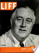 18 Նոյեմբեր 1940
