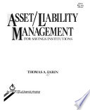 Asset/liability Management for Savings Institutions