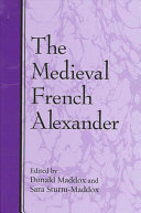 Pdf Medieval French Alexander, The Telecharger