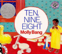 Ten, Nine, Eight Molly Bang Cover