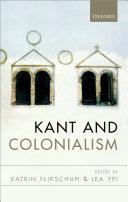 Kant and Colonialism [Pdf/ePub] eBook