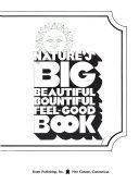 Nature's Big, Beautiful, Bountiful, Feel-good Book
