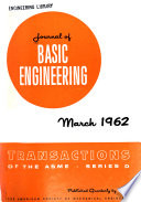American Society of Mechanical Engineers Transactions
