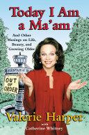 Today I Am a Ma'am [Pdf/ePub] eBook