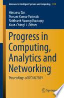 Progress in Computing, Analytics and Networking