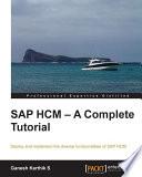 Sap Hcm A Complete Tutorial