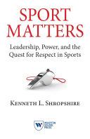 Sport Matters