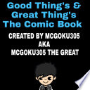 Good Thing S Great Thing S The Comic Book Book PDF