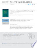 Opportunities and Approaches for Supplying Molybdenum-99 and Associated Medical Isotopes to Global Markets