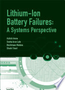 Lithium Ion Battery Failures In Consumer Electronics