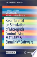 Basic Tutorial On Simulation Of Microgrids Control Using MATLAB     Simulink   Software