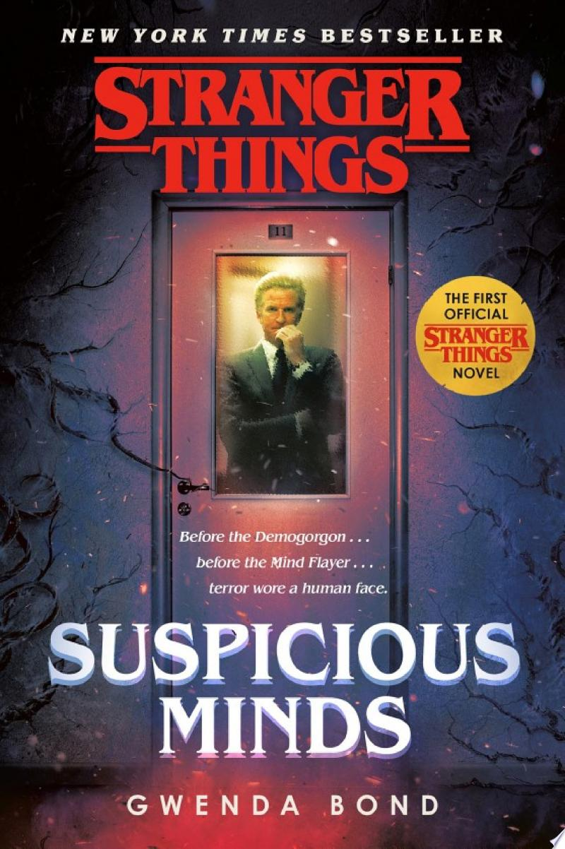 Stranger Things: Suspicious Minds image