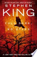 Full Dark  No Stars Book