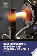 High Temperature Oxidation And Corrosion Of Metals Book PDF