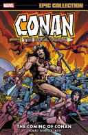 Conan the Barbarian: The Original Marvel Years - The Complete Collection Vol. 1