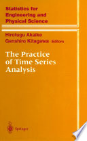 The Practice of Time Series Analysis Book