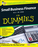 Small Business Finance All in One For Dummies