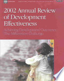 Annual Review Of Development Effectiveness