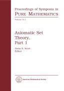 Axiomatic Set Theory  Part 1