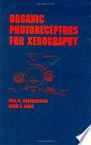 Organic Photoreceptors for Xerography