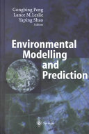 Environmental Modelling and Prediction