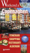 Guida Turistica Copenaghen. Itinerari, shopping, ristoranti, alberghi Immagine Copertina
