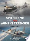 Spitfire VC vs A6M2 3 Zero sen