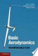 Basic Aerodynamics Book