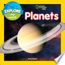 Explore My World Planets Book PDF