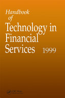 Pdf Handbook of Technology in Financial Services Telecharger
