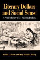 Literary Dollars and Social Sense