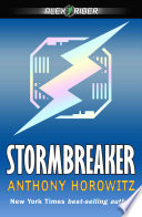 Stormbreaker Anthony Horowitz Cover