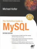 The Definitive Guide to MySQL