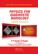 Physics for Diagnostic Radiology, Third Edition