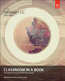 Adobe InDesign CC Classroom in a Book (2014 release) ebook