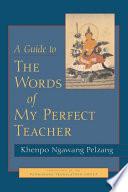 """A Guide to the Words of My Perfect Teacher"" by Ṅag-dbaṅ-dpal-bzaṅ (Mkhan-po), Khenpo Ngawang Pelzang, Kun bzaṅ bla ma'i źal luṅ"