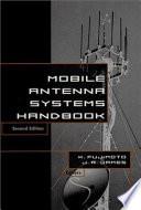 Mobile Antenna Systems Handbook