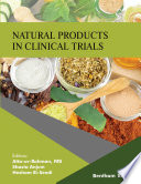 Natural Products in Clinical Trials  Volume 2