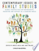 Contemporary Issues in Family Studies