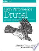 High Performance Drupal Book